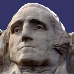 Mt Rushmore 3D PhotoReal™ image